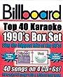 Billboard Top 40 Karaoke: 1990's Box Set