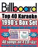 Billboard Top 10 Karaoke: 1990's Box Set