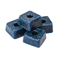 The Big Cheese STV213 All-Weather Block Bait², Blue, 30 x 10 g