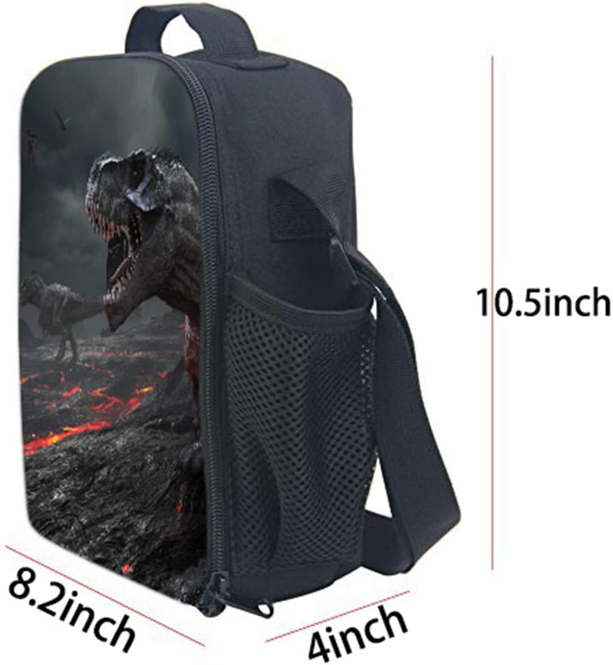 Cute dog 2 Office Work Unisex Excel Insulated Lunch Bag Medium Reusable Soft Lunch Box Purse Cooler for School