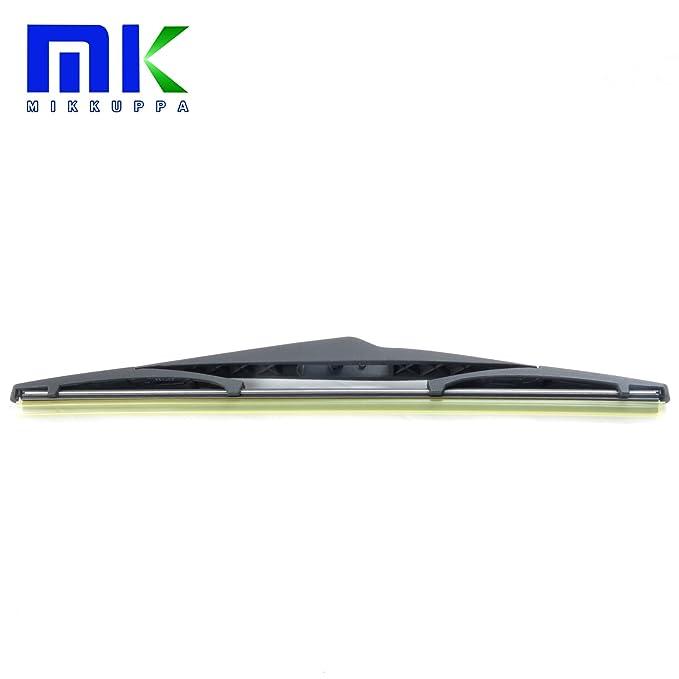 mikkuppa Kit de brazo y escobilla para limpiaparabrisas trasero para Kia Sportage 2011 - 2016: Amazon.es: Coche y moto