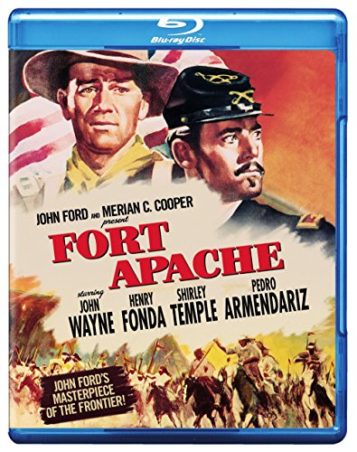 Classic Turner - Fort Apache (BD) [Blu-ray]