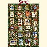 Weihnachtszahlen-Galerie: Adventskalender