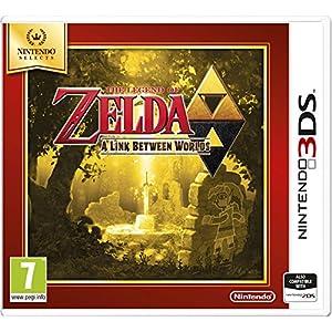 Nintendo Selects – Legend of Zelda: A Link Between Worlds (Nintendo 3DS)