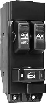 Window Master Control Switch Electric Power for Chevy Silverado GMC Sierra Trave