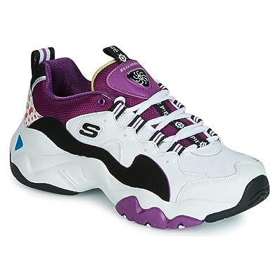 skechers purple trainers