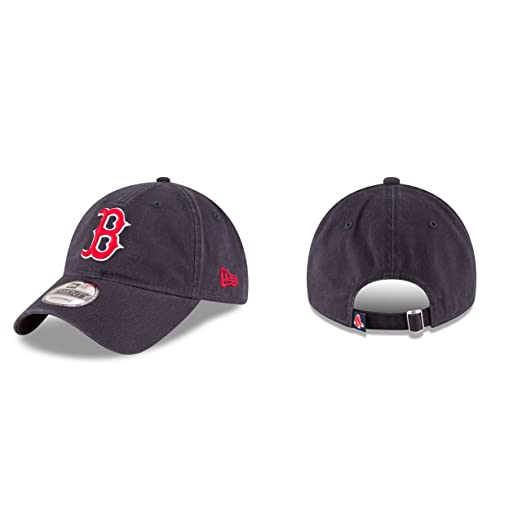 be2b1c6f ... wholesale new era boston red sox classic 9twenty adjustable hat navy red  size one size 6254a
