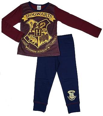 e40ba46ec57ed Get Wivvit Girls Official Harry Potter Hogwarts Hufflepuff Slytherin  Pyjamas Sizes From 5 To 12 Years: Amazon.co.uk: Clothing