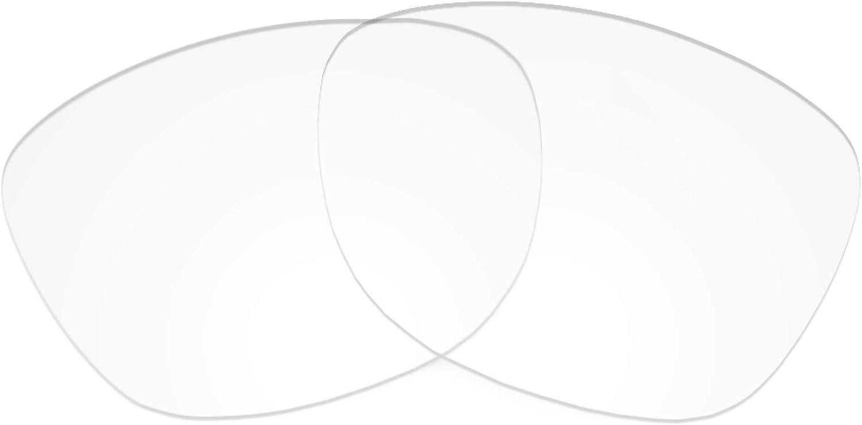 Revant Lentes de Repuesto Oakley Latch Beta, No Polarizados, Cristal Claro