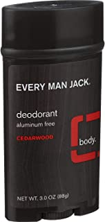 product image for Every Man Jack Body Deodorant - Cedarwood - Aluminum Free - 3 oz (Pack of 2)