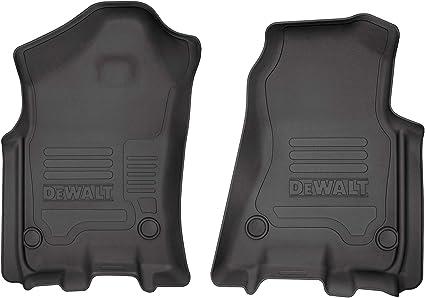 2019 Chevrolet Silverado 1500 LD DeWalt DXTAWWP001 Black Rear Wheel Well Guards Fits 2014-18 1500//2500//3500
