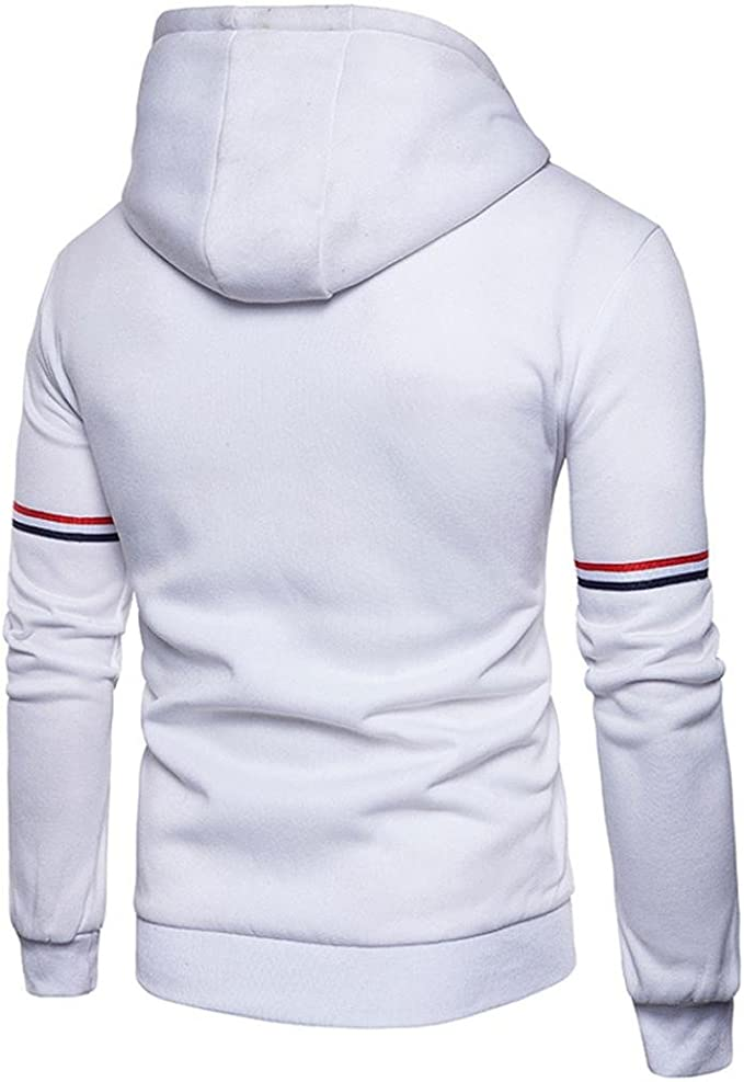 Sale Casual Sweatshirt Hoodies Top Bluse Trainingsanz/üge Herren Sweatjacke Kapuzenjacke D/ünnes clacce M/änner Sweatshirt Langarm Herbst Herren Kapuzenpullover