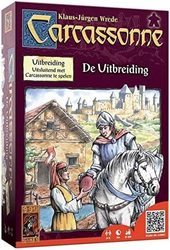 Carcassonne Extension: Amazon.es: Juguetes y juegos