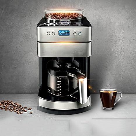 XINGQIANRU Máquina De Café Para Uso Doméstico Máquina De Café Comercial Automática Cafetera De Uso Dual