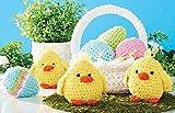 Filled Easter Basket Crochet Kit