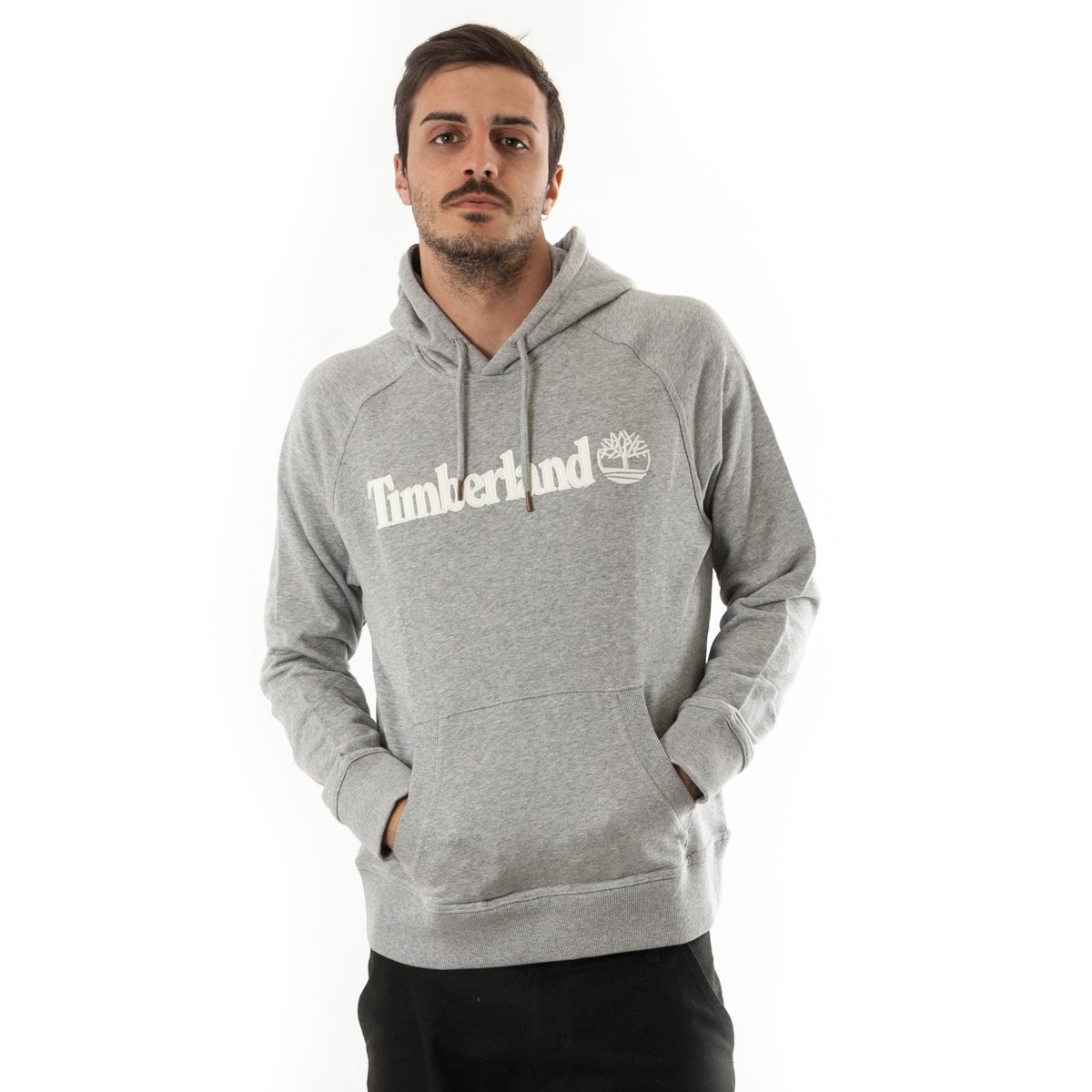 Timberland TBL Graph Laundrd Ov MED GRY HEAT, MAN, Size: L: Amazon.es: Ropa y accesorios