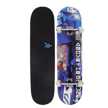 monopatín Skateboard de 31 Pulgadas Trucos completos para ...