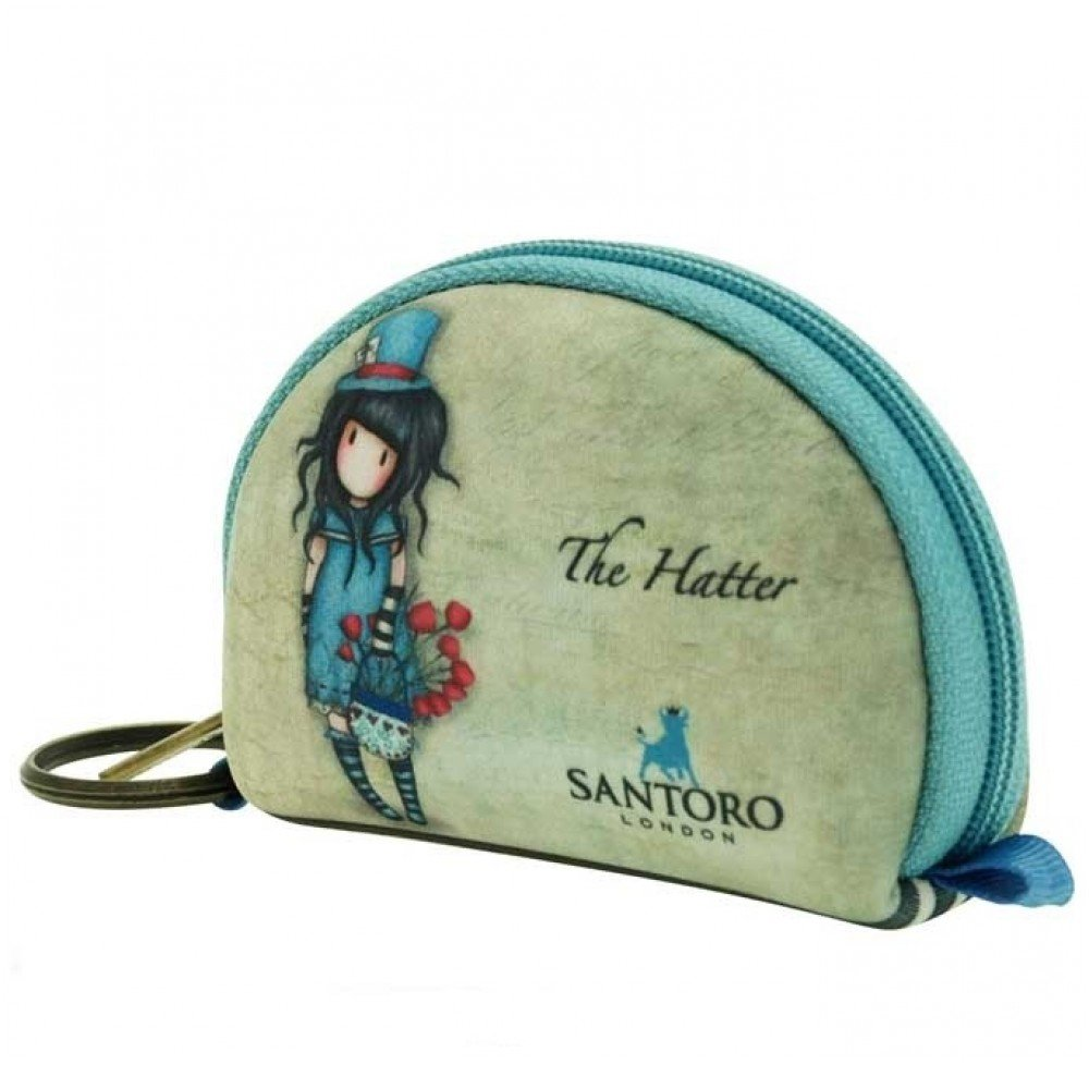 Mini monedero/ Santoro Gorjuss / The Hatter