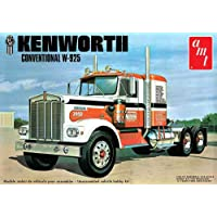 AMT 1/25 Kenworth W925 Movin On Semi Tractor