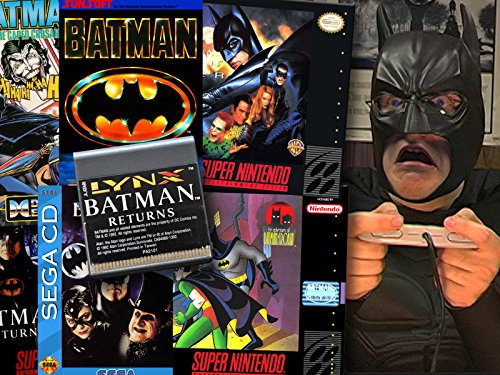 Batman Part 1 (Games Batman Robin)