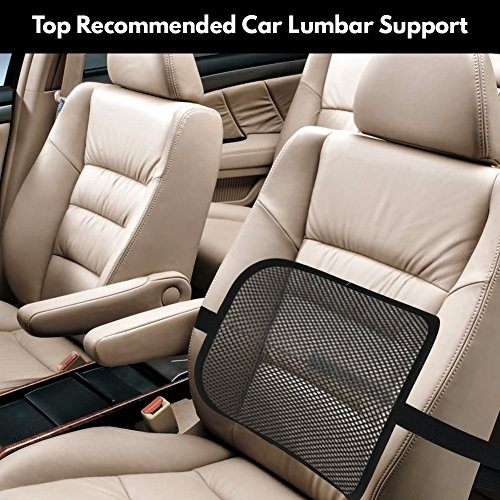 go lumbar support for car super soft comfortable easy import it all. Black Bedroom Furniture Sets. Home Design Ideas