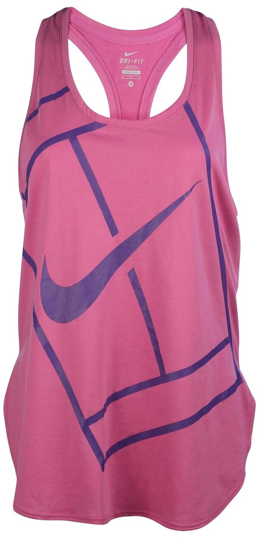 Nike Women's Court Baseline Tennis Tank