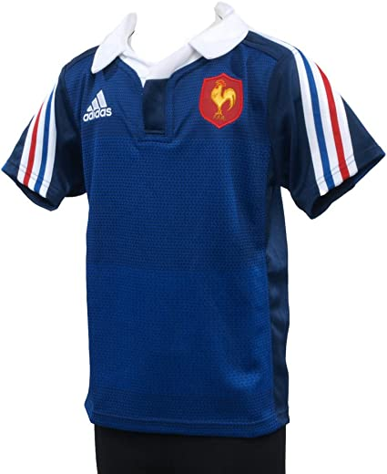 adidas Maillot Rugby XV De France Enfant