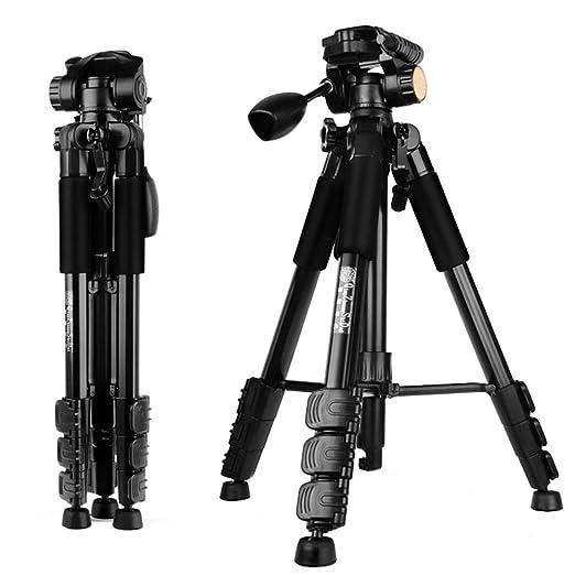 Trípode Ligero Trípode de cámara compacta de Video portátil ...