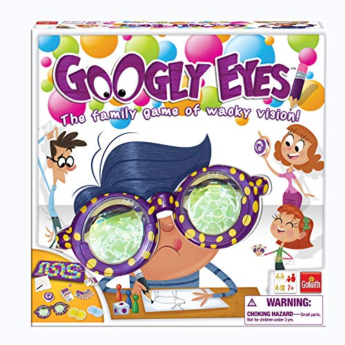 Googly Eyes Game - Family...