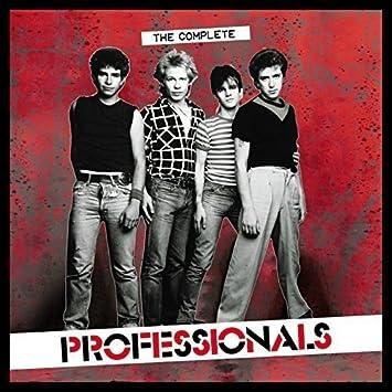 amazon complete professionals professionals ヘヴィーメタル 音楽