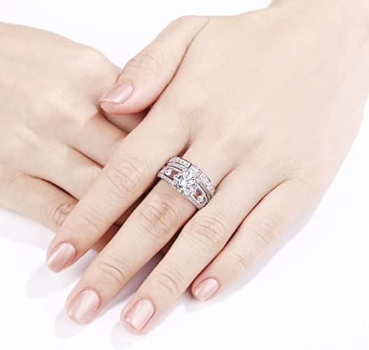Newshe Jewellery JR4661_SS_W product image 2