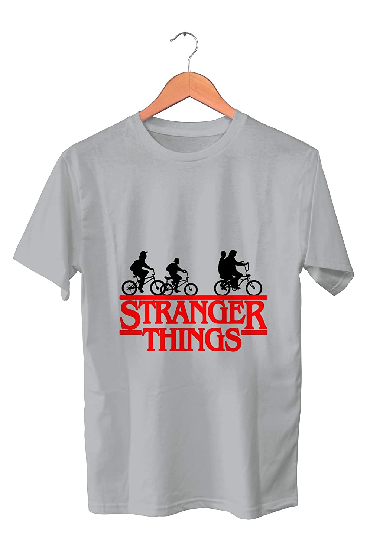 SONSECAR Camiseta Stranger Things. Mike Eleven Dustin Lucas Will ...