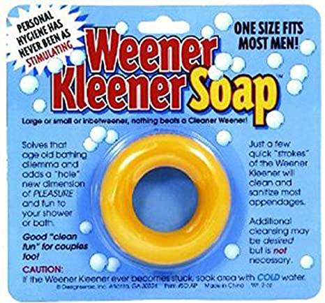 penis cleaning soap