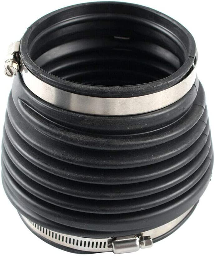 Exhaust Bellows Kit with Air Intake Hose for Volvo Penta AQ200 280 290 Sterndrive Motor Replace 876631 875822 876294
