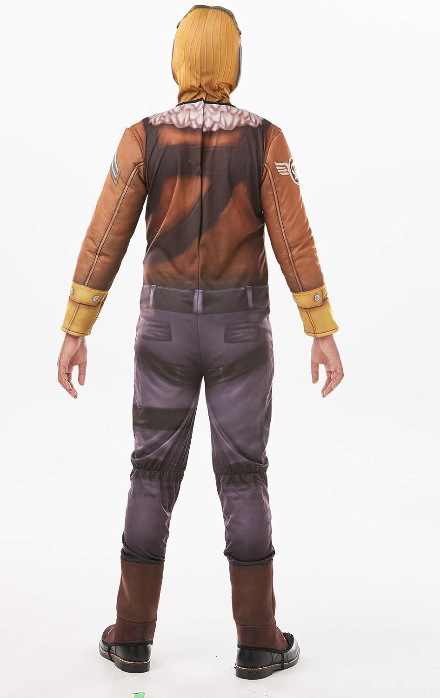 Rubies´s- Official Fortnite Raptor Costume Disfraz, Multicolor ...