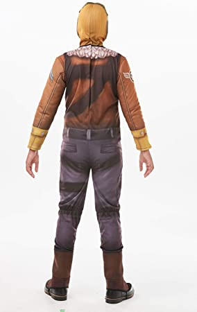 Rubies- Official Fortnite Raptor Costume Disfraz, Multicolor ...