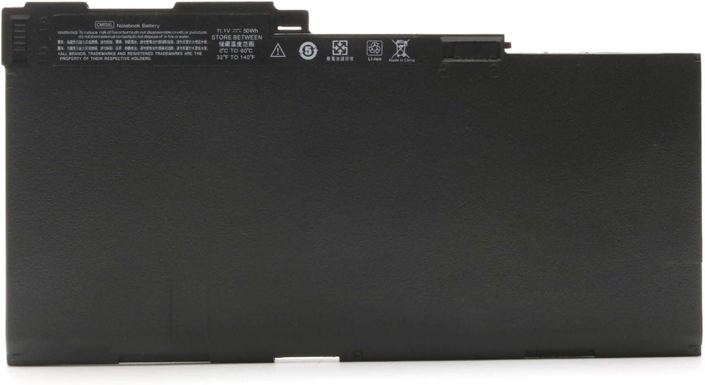 CM03XL Battery for HP EliteBook 840 845 850 740 745 750 G1 G2 Series ZBook 14 15U G2 14 E7U24AA Series CM03 CO06 CO06XL CM03050XL CM03050XL P/N: HSTNN-DB4Q HSTNN-L11C-5 HSTNN-LB4R 717376-001