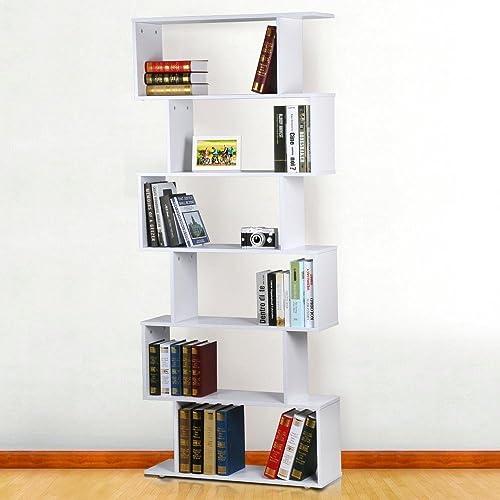 White Gloss Bookcase: Amazon.co.uk