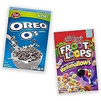 Oreo+Froot Loops Pack Cereales