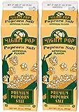 mighty pop popcorn oil - Mighty Pop Popcorn Salt (2 pack)