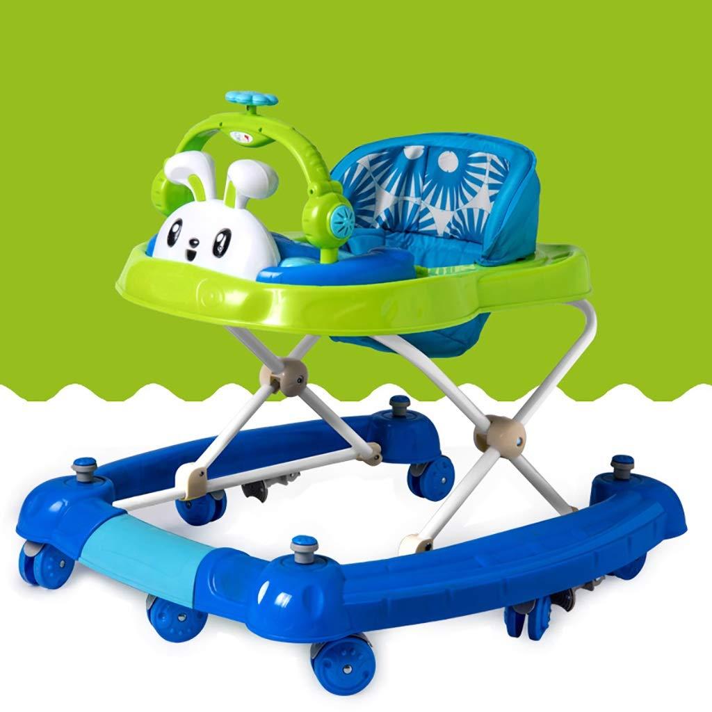 LFY Andador para bebés - Walker y Rocker 2 en 1 Andador para bebés ...