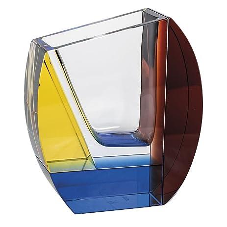 Amazon Moser Mondrian Vase In Home Kitchen