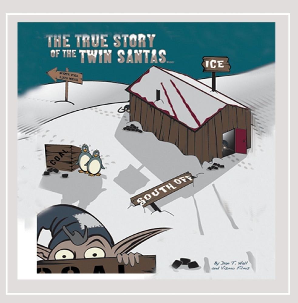Libros En Para Descargar True Story Of The Twin Santas PDF Mega