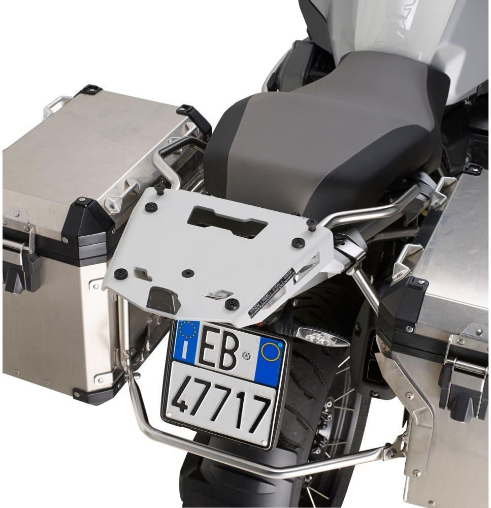 Kappa - Toma Trasera de Aluminio para baúl monokey kra5112 BMW r 1200 GS (14) Adventure: Amazon.es: Coche y moto