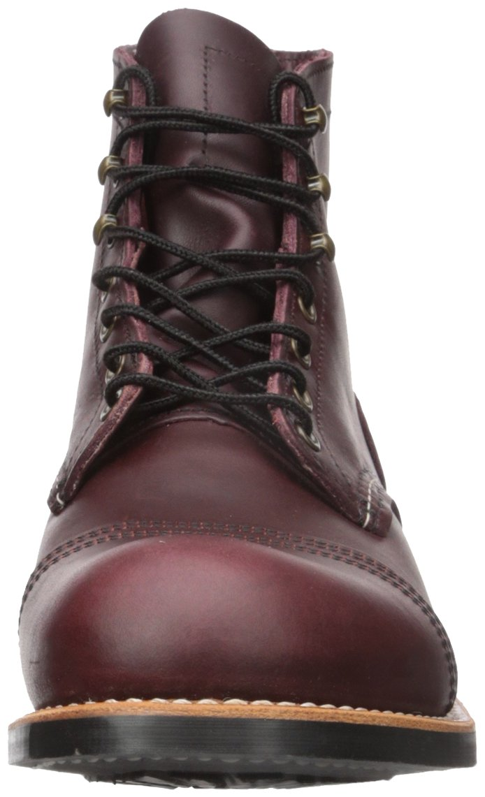 Red Wing Heritage Iron Ranger 6-Inch Boot, Oxblood Mesa, 8.5 D(M) US by Red Wing (Image #4)