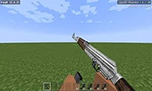 Mods : Top Guns Mod for MCPE from More Guns