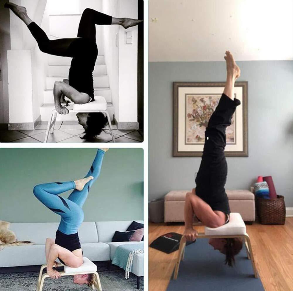 GERGVXA Taburete de Silla de inversión de Yoga, Soporte para ...