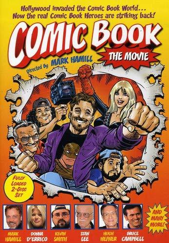 Comic Book: The Movie ()