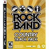 Rock Band: Country Track Pack – PlayStation 3