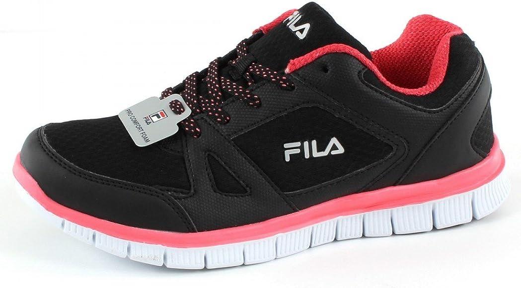 Fila - Zapatillas de Running de Tela y Material sintético Mujer ...